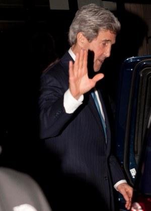 John Kerry  (Photo by Niki Nikolova/FilmMagic)